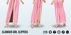 GlamourGirlSpin - Glamour Girl Slippers
