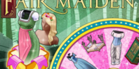 Fair Maiden Spinner