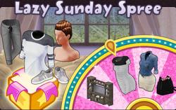 BannerSpinner - LazySunday