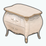 BaroqueBeautyDecor - Baroque Side Table