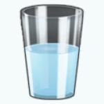 PositiveThinkingDay - Glass of Water