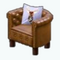CabinFeverDecor - Lodge Chair