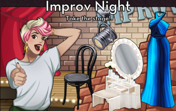 BannerCrafting - ImprovComedy