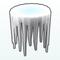 IceCastleDecor - Icicle Table