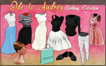 BannerCollection - OdeToAudrey