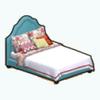 PreppyDecor - Preppy Upholstered Bed
