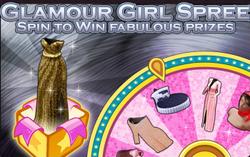 BannerSpinner - GlamourGirl