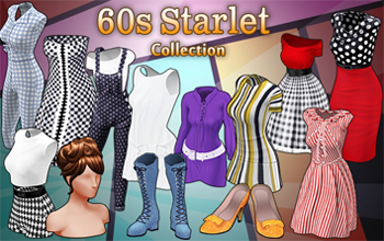 BannerCollection - 60sStarlet