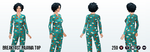 BreakfastAtNight - Breakfast Pajama Top