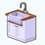 WhiteKitchenDecor - White Farmhouse Sink
