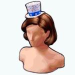FourthOfJuly - Hat