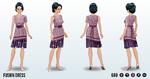 CollegePenpal - Fusion Dress