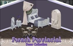 BannerDecor - FrenchProvincial