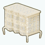 GirlOfPearlDecor - Pearl Inlay Dresser