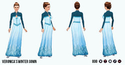 TheVault - Veronicas Winter Gown