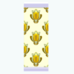 CafeRaffle - Retro Floral Wallpaper