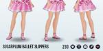 Nutcracker - Sugarplum Ballet Slippers