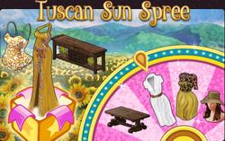 BannerSpinner - TuscanSun