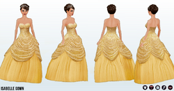Princess - Isabelle Gown