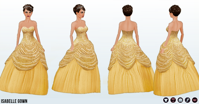 File:Princess - Isabelle Gown.png