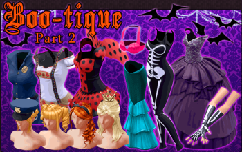BannerCollection - Boo-tique Part2