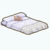 GlampingDecor - Wilderness Bed