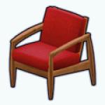 CafeRaffle - Midcentury Danish Chair