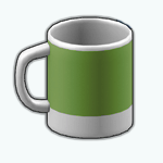 CelebrateGreenerySpreeSpin - Color of 2017 Mug