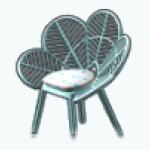 TheVault - Wicker Fan Chair