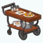 IndoorPicnicSpin - Picnic Bliss Cart