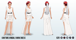 FakeWedding - Couture Bridal Show Dress