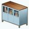 MojitoMoodsDecor - Bolted Bookcase