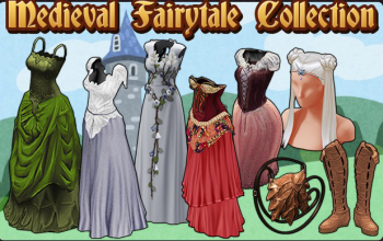 BannerCollection - MedievalFairytale