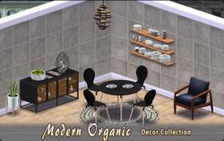 BannerDecor - ModernOrganic
