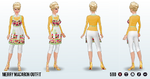 TheMaggieSShow - Merry Macaron Outfit