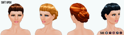 TheVault - Soft Updo