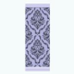 SeparatesSpin - Violet Scroll Wallpaper