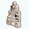 PastelPoetryDecor - Modern Shelf Unit