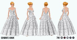 YuleBall - Dendrite Gown