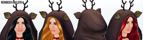ElvesForElflings - Reindeer Antlers