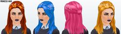 Preview - Princess Hair