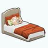 PumpkinSpiceSpin - Pumpkin Spice Bed