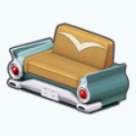 DestinationHavanaSpin - Classic Car Couch