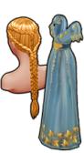 GoldDeal - 160620 - Four Kingdoms Braid - Dragonborn Gown