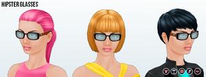 Career - Hipster Glasses