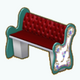 CountyFair - Carousel Bench