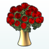 ValentinesDayDecor - Red Roses