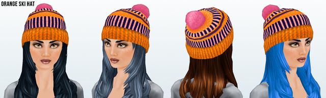 File:KissKissBangs - Orange Ski Hat.png