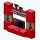 PiracyDoesntPay - Red Deluxe Media Center