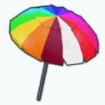 PoolPartySpin - Pool Umbrella